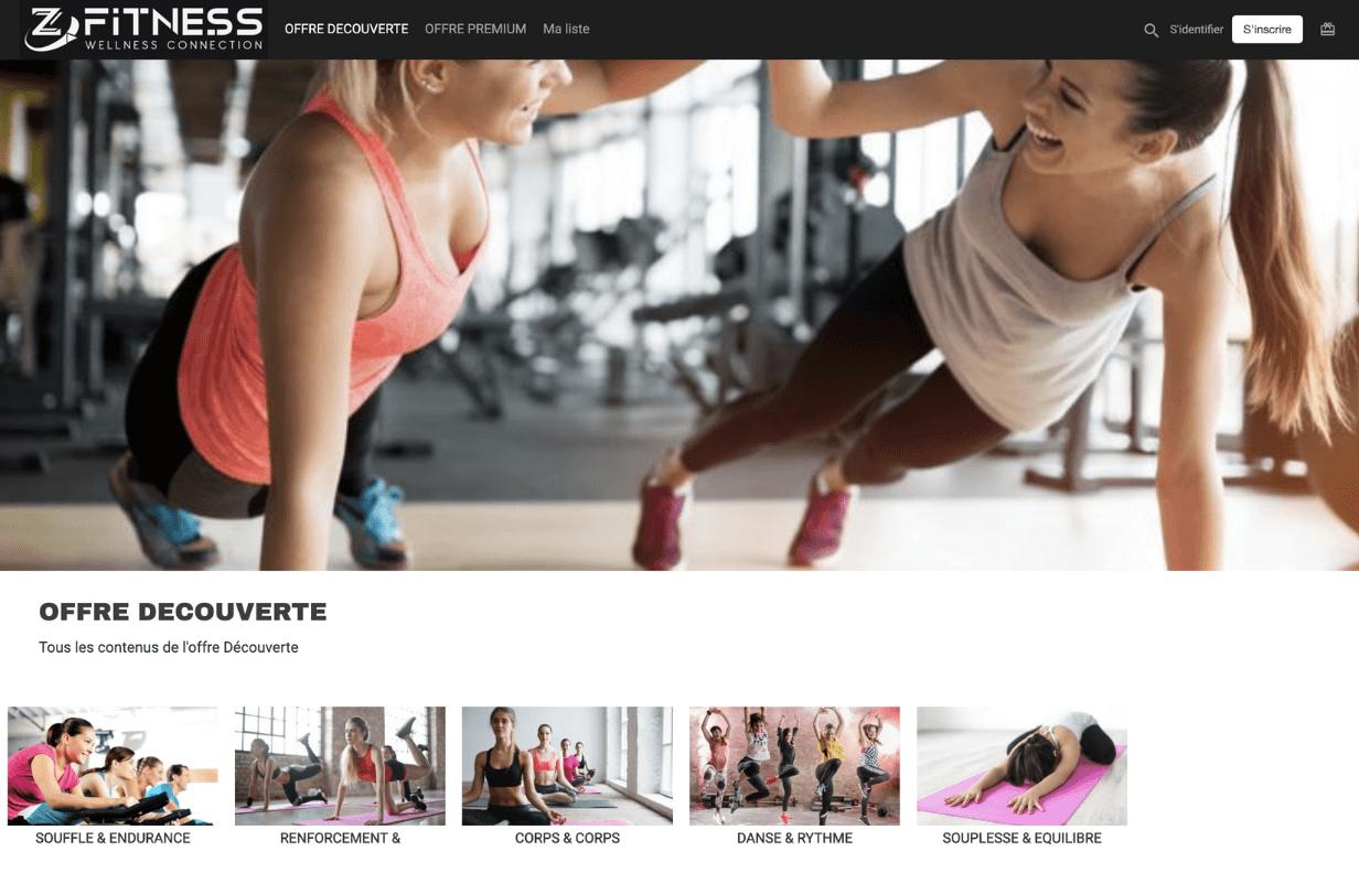 Example clients online video platform OTT white label solution